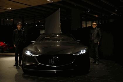 2017 Mazda Vision coupé concept 70