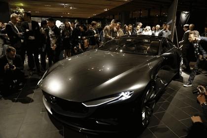 2017 Mazda Vision coupé concept 71