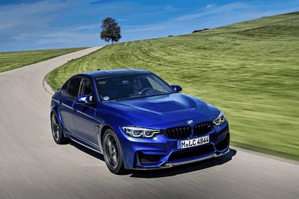 2017 BMW M3 CS 49