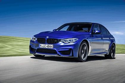2017 BMW M3 CS 52