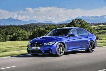 2017 BMW M3 CS 55