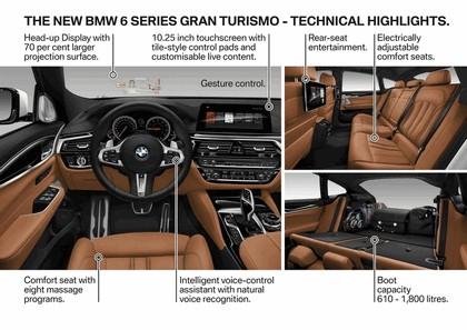 2017 BMW 640i GT Xdrive 55