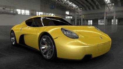 2007 Porsche Carma concept 1