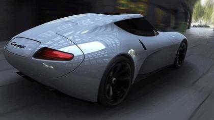 2007 Porsche Carma concept 2