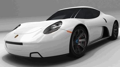 2007 Porsche Carma concept 4