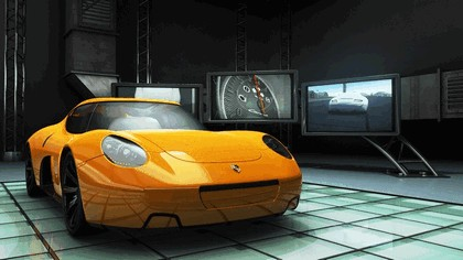 2007 Porsche Carma concept 6