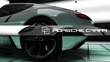 2007 Porsche Carma concept 9