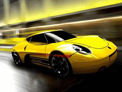 2007 Porsche Carma concept 12