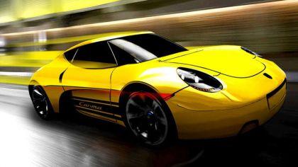 2007 Porsche Carma concept 5