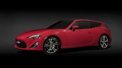 2016 Toyota GT86 shooting brake concept 2