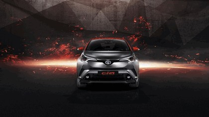 2017 Toyota C-HR Hy-Power concept 4