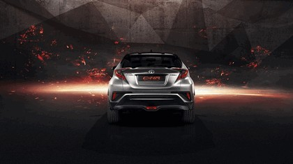 2017 Toyota C-HR Hy-Power concept 6