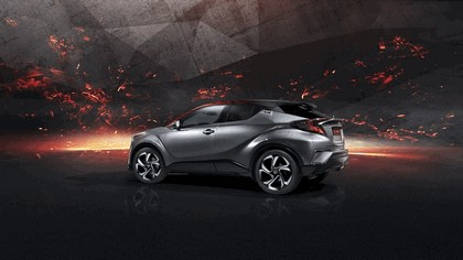 2017 Toyota C-HR Hy-Power concept 8