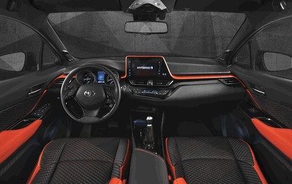 2017 Toyota C-HR Hy-Power concept 17