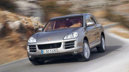 2007 Porsche Cayenne 9