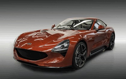 2017 TVR Griffith 1