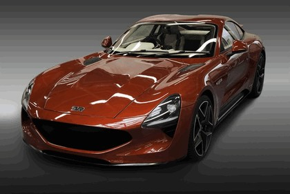 2017 TVR Griffith 2