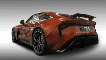 2017 TVR Griffith 5