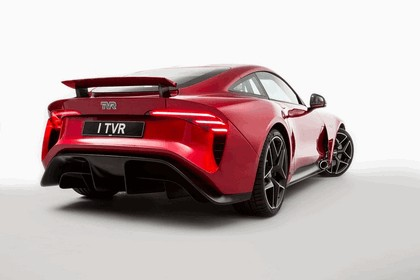 2017 TVR Griffith 12