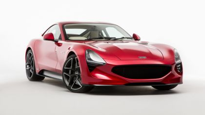 2017 TVR Griffith 9
