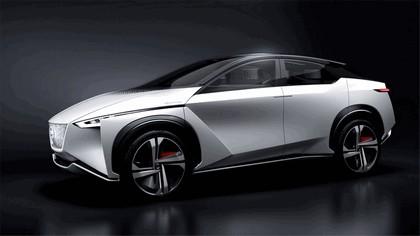 2017 Nissan IMx concept 1