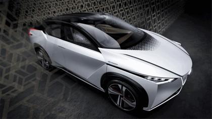 2017 Nissan IMx concept 2