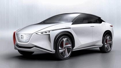 2017 Nissan IMx concept 4