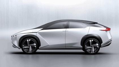 2017 Nissan IMx concept 5