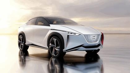 2017 Nissan IMx concept 7
