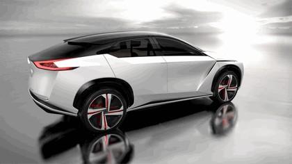 2017 Nissan IMx concept 8