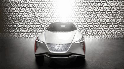 2017 Nissan IMx concept 13
