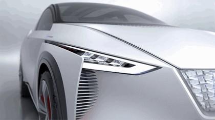 2017 Nissan IMx concept 14
