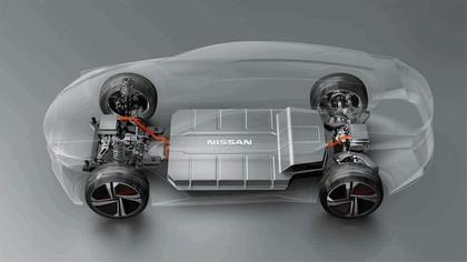 2017 Nissan IMx concept 27