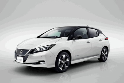 2017 Nissan Leaf 2.zero 10