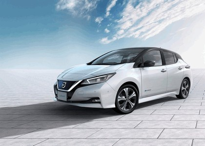 2017 Nissan Leaf 2.zero 13
