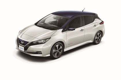 2017 Nissan Leaf 2.zero 30
