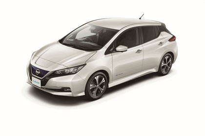 2017 Nissan Leaf 2.zero 31
