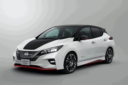 2017 Nissan Leaf Nismo concept 1