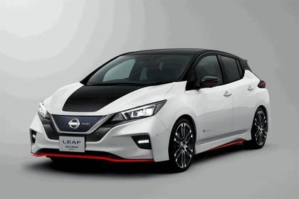 2017 Nissan Leaf Nismo concept 5