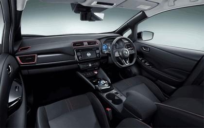 2017 Nissan Leaf Nismo concept 8