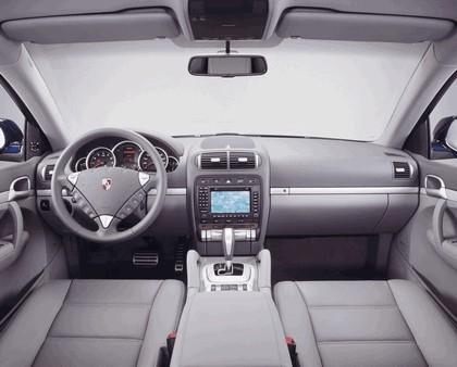 2007 Porsche Cayenne S 21