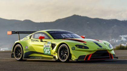 2018 Aston Martin Vantage GTE 6