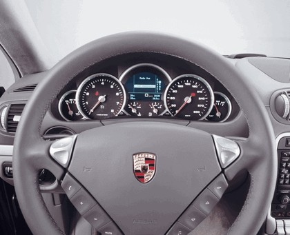2007 Porsche Cayenne Turbo 31