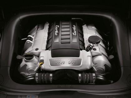 2007 Porsche Cayenne Turbo 34