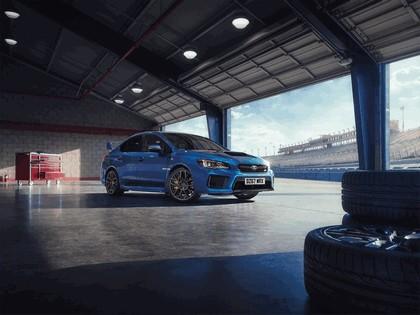 2017 Subaru WRX STI Final Edition - UK version 4
