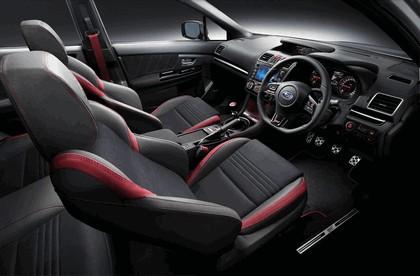 2017 Subaru WRX STI Final Edition - UK version 6