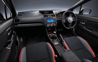 2017 Subaru WRX STI Final Edition - UK version 7