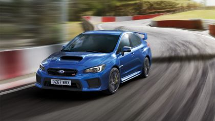 2017 Subaru WRX STI Final Edition - UK version 8