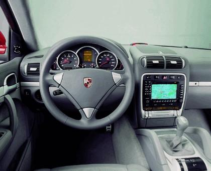 2007 Porsche Cayenne GTS 4