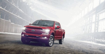 2018 Ford F-150 1
